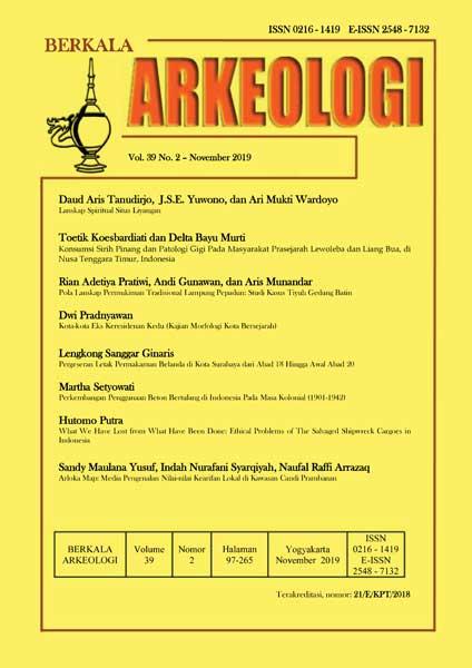 Jurnal Berkala Arkeologi